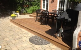 Niles Custom-Built Ipe Deck Contractor