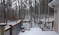How to Keep Your Deck Clear from Snow