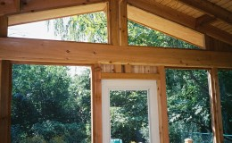 Custom Cedar Screen Rooms in Park Ridge