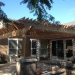 Custom Cedar Wood Pergolas in Morton Grove