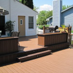 Des Plaines Durable Composite Trex Decks