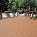 Chicago Durable Composite Trex Decks