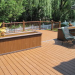 Niles Durable Composite Trex Decks