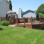 Custom Trex Deck Contractor in Barrington
