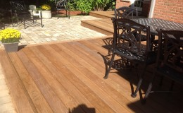 Custom Ipe Decks in Des Plaines