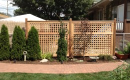 Custom Cedar Wood Pergolas in Niles