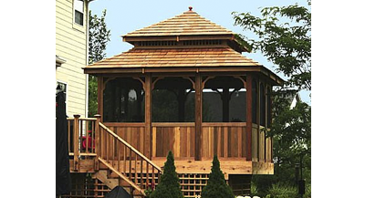 Northbrook - Gazebo