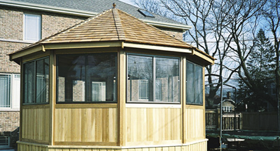 Rolling Meadows - Gazebo
