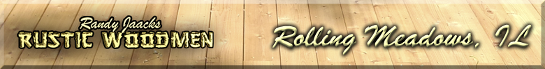 Rolling Meadows - Randy Jaacks Rustic Woodmen Decks