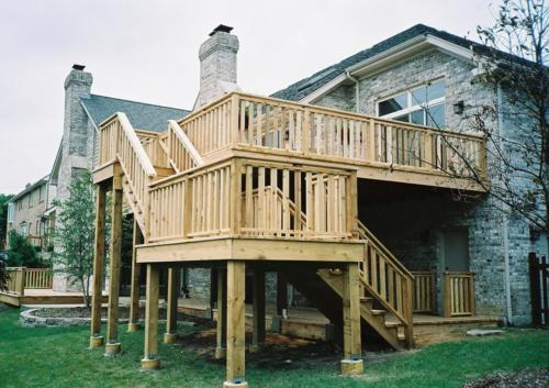 Cedar Deck Builders in Des Plaines