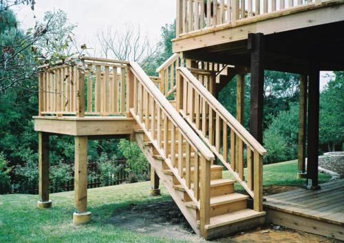 Cedar Deck Builders in Wilmette